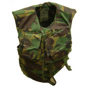 British Combat Body Armour with Cover