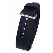 NATO Style 18mm Military Watch Strap