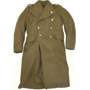British 1951 Pattern Khaki Great Coat
