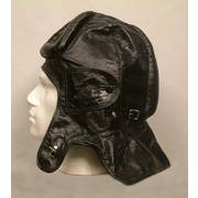 Swedish Leather Tank Helmet