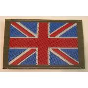 Military Combat Sleeve Union Jack Flag