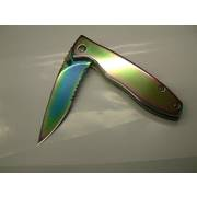 Tekut Titanium Lock Knife Gift Set