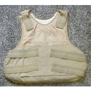 Ex-German Police Bullet and Stab Proof Covert Vest