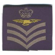 Rank Slide - RAF Flight Sergeant Aircrew