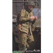 US WWII M42 Re-inforced Paratrooper Jacket