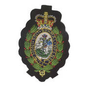 Blazer Badge - Royal Regiment of Fusiliers