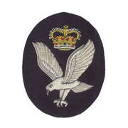 Blazer Badge - Army Air Corps