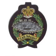 Blazer Badge - Royal Tank Regiment