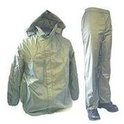 French Olive Waterproof Rain Suits