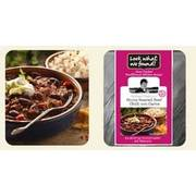 Beef Chilli Con Carne Ration Meal