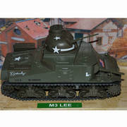 Toy Metal Tank - M3 Lee
