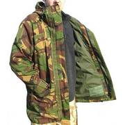 Dutch Gore-Tex Camo Parka