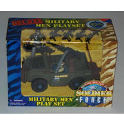 Army Jeep Play Set