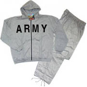 Army Track Suit