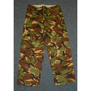 French Camo Goretex Trousers