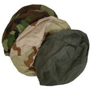 M88 Helmet Covers (Olive, Woodland, Tri-Color)