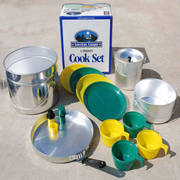 Four Person Camping Cook Set