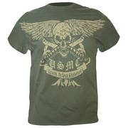 USMC Death Before Dishonor T-Shirt