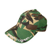 Mean and Green Baseball Cap