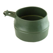Swedish Army Style Folding Cup