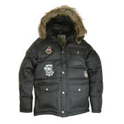 Badged Air Force Parka