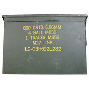 Ammo Box - Large