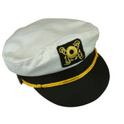 Novelty Captains Hat