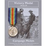 Miniature Medal - Victory Medal 1914-19