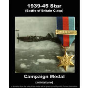 Miniature Medal - 1939-45 Star