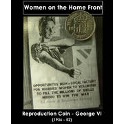 WW2 Coin Pack - Women on the Home Front