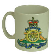 Royal Artillery Ceramic Mug