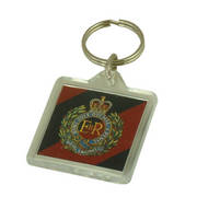 Royal Engineers Key Ring