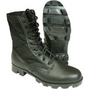 Jungle Boots with Screened Eyelets