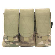 Highlander Triple Velcro Mag Pouch