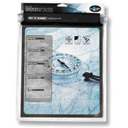 Large Waterproof Map Case