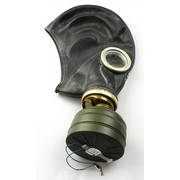 Russian Gas Mask and Filter