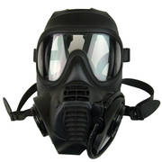 New British GSR Gas Mask