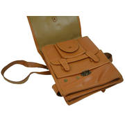 Hungarian Leather Document Case