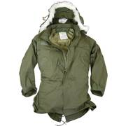 New US Fishtail Parka With Hood - Size XL