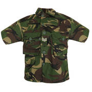 Kids Short Sleeve Camo Shirt