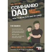 Commando Dad: Basic Training Book