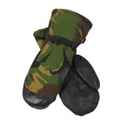 Dutch Camo Cold Weather Mitts