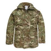 Used British MTP Combat Jacket (PCS Issue)