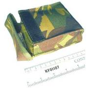 Dutch Camo Small Square Pouch