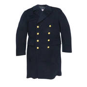 Swedish Navy Overcoat