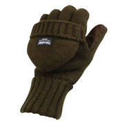 Shooters Mitts with Suede Palm