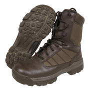 Ex-Army Brown Combat Boots (Womens) - Bates Ultra Light