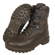 Ex-Army Brown Patrol Boots (Womens) - YDS Kestrel