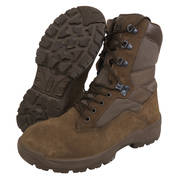 Ex-Army Brown Patrol Boots - YDS Desert Falcon