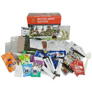 British Army 24hr Ration Pack - Halal Menu 3